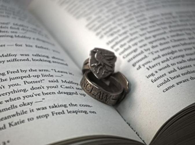 Ravenclaw Ring