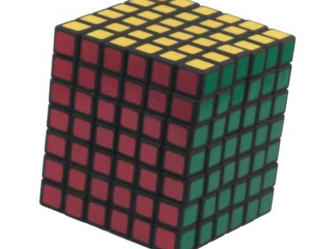 6x6x7 Cuboid Solved