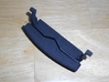 Audi A4 B6 Mittelarmlehne/Armrest lid Standart pur 3d printed Example in Black Strong