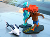 Great White Shark (GWB Character) 3d printed