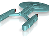 USS Stoughton 3d printed