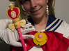 Sailor Moon Spiral Heart Rod 15in 3d printed