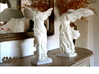 "Winged Victory (25"" tall) 3d printed Winged Victory of Samothrace (20"" version shown)"