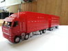 1:87 truck and trailer 3d printed