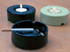 AshTray Candle-Holder 3d printed Printed Ashtray Candelier