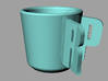 a espresso cup RP 3d printed