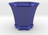 Hexagonal Bonsai-Style Shot Glass 3d printed