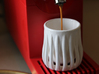 """Espresso cup """"Bamboo Groves"""" 3d printed"""