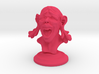 Happy Buddha (2 inches tall) 3d printed laughter is the best medicine