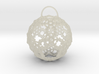 Snow Ball Ornament 3d printed