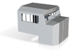 HO scale RLS Dash 8.5 cab for Atlas NS #8501 3d printed