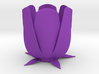 Tulip candle holder 3d printed