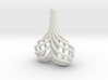 Entangled Love 3d printed