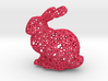 Bunny with Islamic star pattern 3d printed