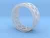 Holey Ring 3d printed