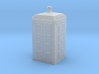 Dr Who's TARDIS (5 cm) 3d printed