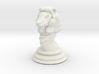 Chess piece – Lion as King 3d printed