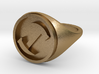 Simpsons Stonecutters ring size 13 3d printed