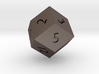 Rhombic 12-sided die 3d printed