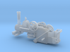 1000-0 Fowler Plough Engine Body 1:87 3d printed