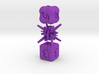 Elemental NonTransitive Dice 3d printed