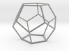 Dodecahedron 100mm 3d printed