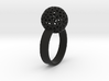 Flower Ring 3d printed