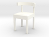 1:10 Scale Model - Chair 04 3d printed