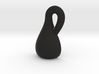 Right-hand Half Klein Bottle 9.85 in. tall 3d printed