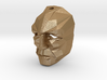 Jor-El 1/6 Crystal Mask keychain / Ear Ring Superm 3d printed