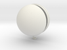 Pokeball combined halves 3d printed