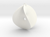 Chen-Gackstatter Thayer Surface Earring 3d printed