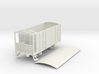 1/100 (15mm) scale Soviet 2 axle box car brake 3d printed