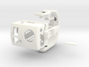 3-Axis gimbal (pan tilt roll) for GoPro camera 3d printed