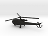 1:144 Alouette3 TRANSPORT 3d printed