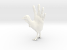 Hand Turkey 3d printed