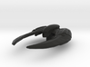Cylon Raider 1/270 3d printed