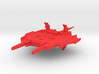 Primus Class Battle Cruiser 3d printed