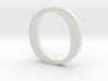 O (letters series) 3d printed