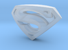 SupermanLogoII 3d printed