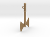 Labrys (Double Axe) Feminist Symbol Pendant 3d printed