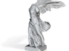 """Winged Victory (5"""" tall) 3d printed"""