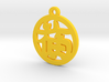 Chinese Luck Pendant 3d printed