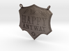 BE HAPPY ANYWAY final 3d printed