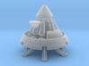 1/144 MARS EXCURSION MODULE W/ ASCENT STAGE 3d printed