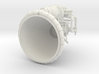 F1 3D Engine Top 1:12 3d printed