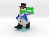 Snowman-571-for X3d-solid @45% 3d printed