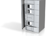 On16 body 4w short coach brake 123 3d printed