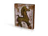 Bucephalus Horse Relief 3d printed