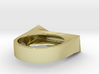 Cutting Edge Ring - 18 mm 3d printed